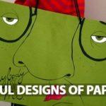 10 ý tưởng túi giấy độc đáo
