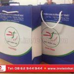 Công ty Việt Nhật in túi giấy HCM- niềm tin từ chất lượng