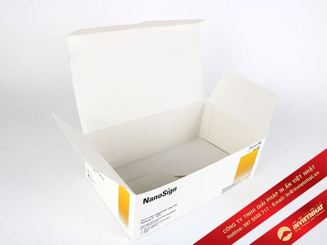 in hộp giấy giá rẻ số lượng ít 6
