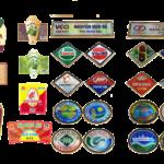 Những loại tem nhãn được nhiều người sử dụng nhiều nhất hiện nay