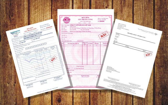 In hóa đơn - dịch vụ không thể thiếu của các doanh nghiệp hiện nay