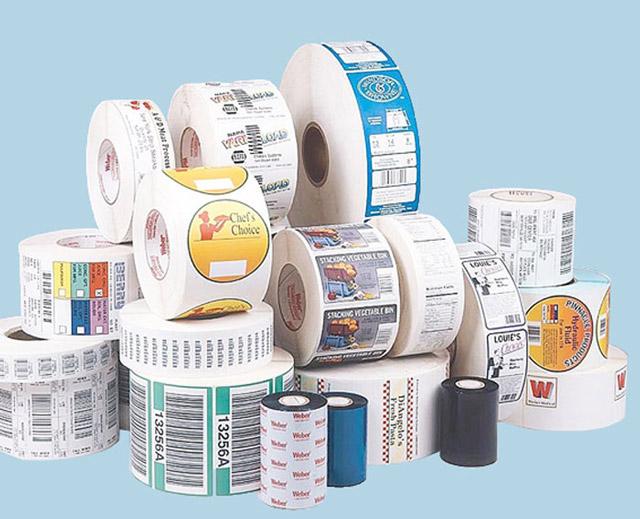 In tem cuộn là những loại tem dán được cuộn tròn quanh lõi giấy