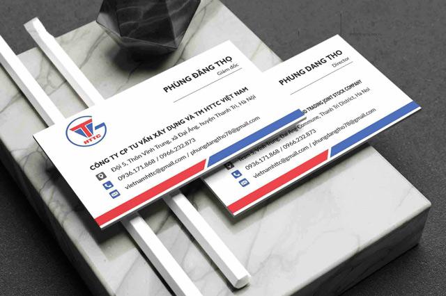 Tìm địa chỉ uy tín để in ấn card visit chất lượng tốt