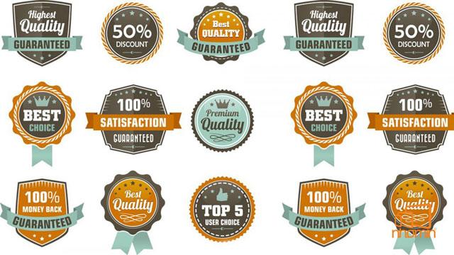 Thiết kế nhãn mác và thống nhất với khách hàng