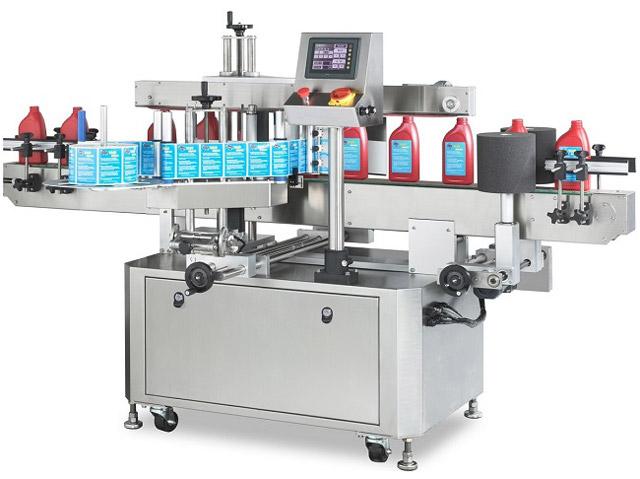 Tem cuộn có thể dùng máy để dán thay vì dán thủ công như tem tấm