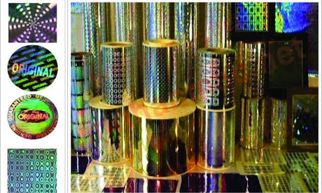 Tem 7 màu rất đa dạng về kích thước theo từng loại tem cụ thể