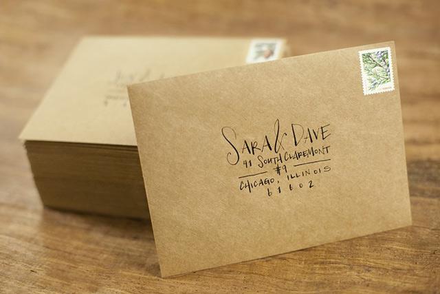 Bao thư bằng giấy Kraft