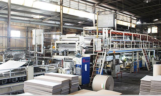 Quy trình sản xuất in bao bì giấy