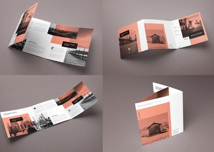 Kích thước của brochure phụ thuộc chủ yếu vào nhu cầu của khách và đặc trưng của ngành hàng