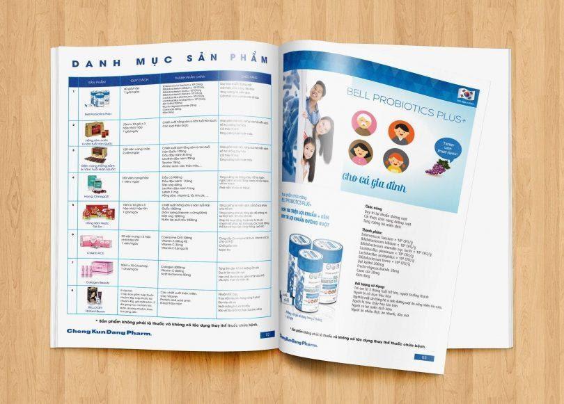In ấn catalogue bạn cũng cần nắm được những mẹo này