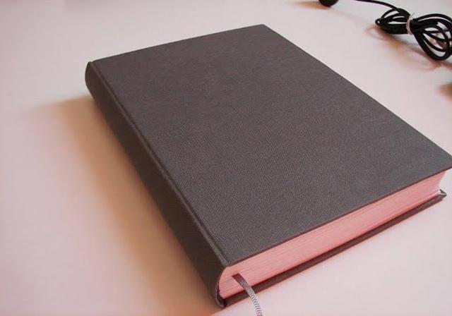 Bìa cuốn sổ được làm từ chất liệu tốt