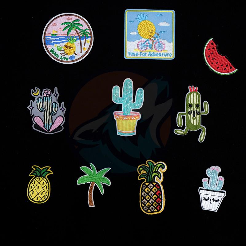 Sticker vải ủi đã xuất hiện từ khá lâu trên thị trường