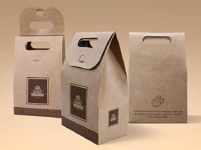 Túi giấy tái chế ngày càng được người tiêu dùng ưa chuộng
