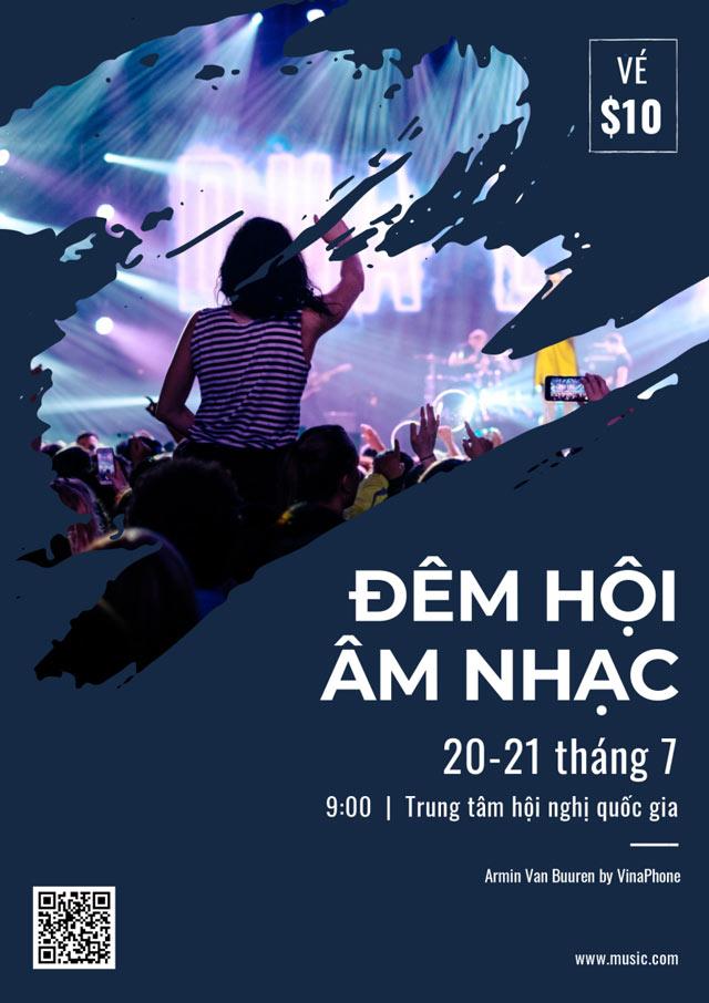 Thiết kế poster sự kiện
