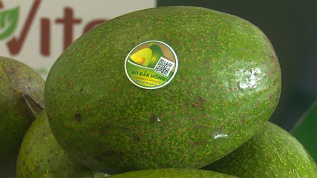 In tem nhãn truy xuất nguồn gốc đảm bảo được xuất xứ của hoa quả